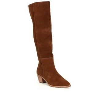 New Steve Madden suede over the knee boots 7